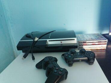 Sony 2 - Srbija: Prodajem Sony playstation 3 uz njega ide 2 original dzojstika 6