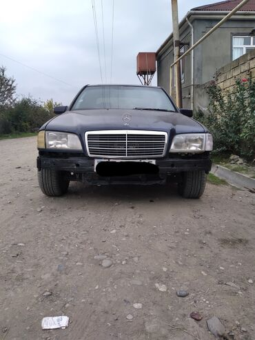 21 elan   NƏQLIYYAT: Mercedes-Benz C 180 1.8 l. 1995   570000 km