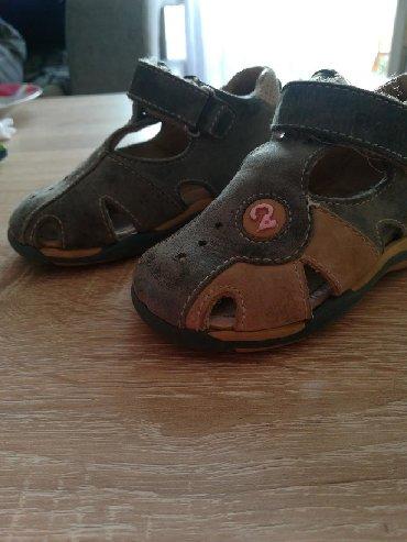 Dečija odeća i obuća - Rumenka: Sandalice za dete broj 19