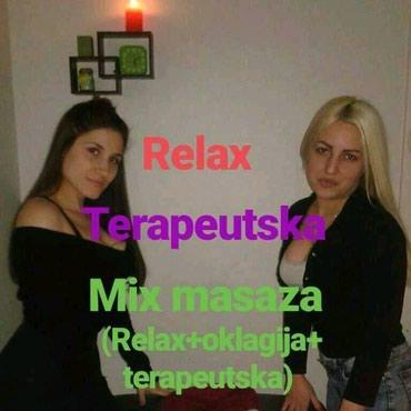 Profesionalna masaza relax,terapeutska,mix - Belgrade