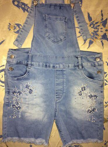 Tezedir geyilmeyib jeans 12 yaş