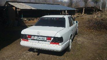 Mercedes-Benz в Тюп: Mercedes-Benz W124 2 л. 1988