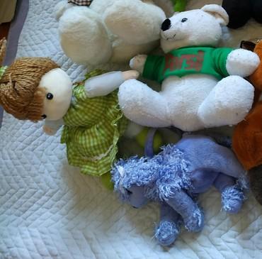 Остались эти 3 игрушки по 50 сом за шт в Бишкек