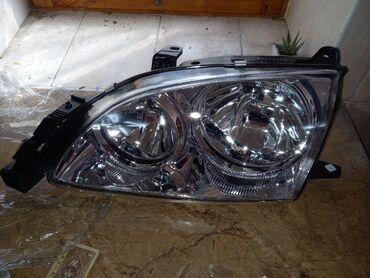 Новая передняя левая фара Тойота Авенсис2 года выпуска