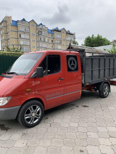 мерседес спринтер грузовой бу купить in Кыргызстан   АВТОЗАПЧАСТИ: Mercedes-Benz Sprinter 2.2 л. 2003   237365 км