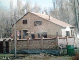 дом мансардный под самоотделку 300 кв м  4 уровня / не этажа/ гараж на in Бишкек