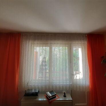Ostalo za kuću | Beograd: Zavesa je koncana.Rucni je rad.Sirina je 375 cm a visina 185 cm.Ja sam