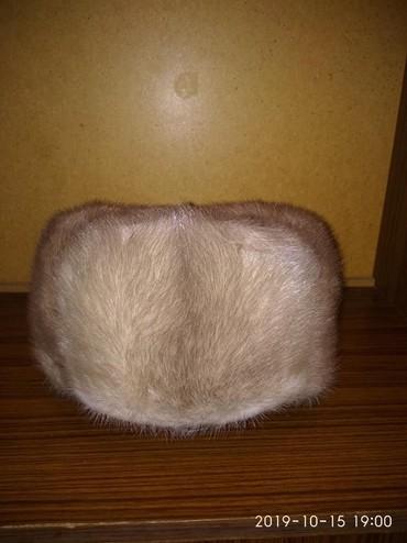 Шапку-для-девочки - Кыргызстан: Продаю шапку обманку новая раз55-56 цена2000т сом