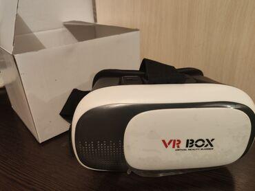 Флагманский смартфон lenovo - Кыргызстан: Шлем виртуальной реальности VR BOX поддерживает любые современные