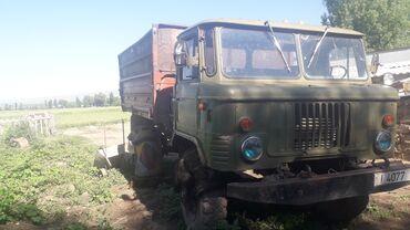 ГАЗ Другая модель 4.4 л. 1992