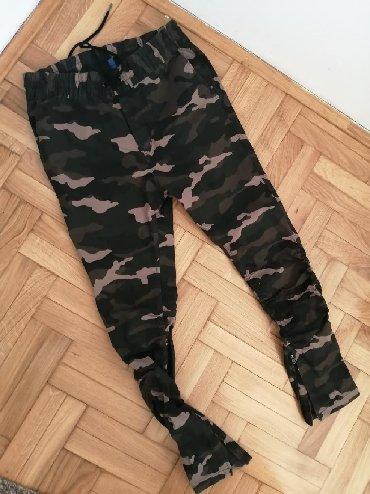 Muške Pantalone | Smederevo: Nove muske pantalone. Militari fazon Kolekcija H&M divided