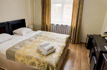 """Гостиница посуточно Бишкек Уютные, чистые номера в гостинице """"Тихий За"""