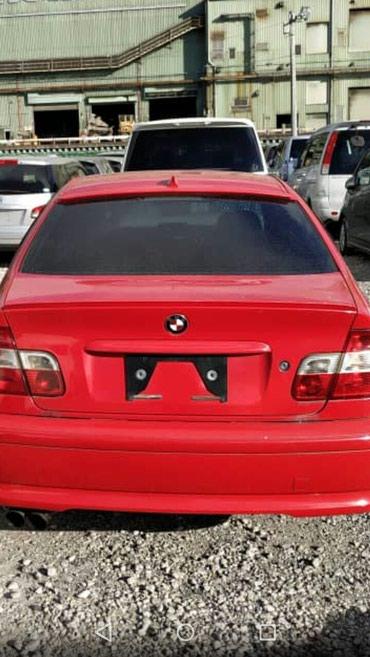 Тюнинг в Бишкек: Е46 ПРОДАЮ СПОЙЛЕРА НА е46. тюнинг. антикрыло. на багажник и заднее
