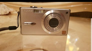 фотоаппарат panasonic lumix dmc fz50 в Азербайджан: Ela veziyetde Panasonic fotoaparat videoda cekir az deygaliustunde