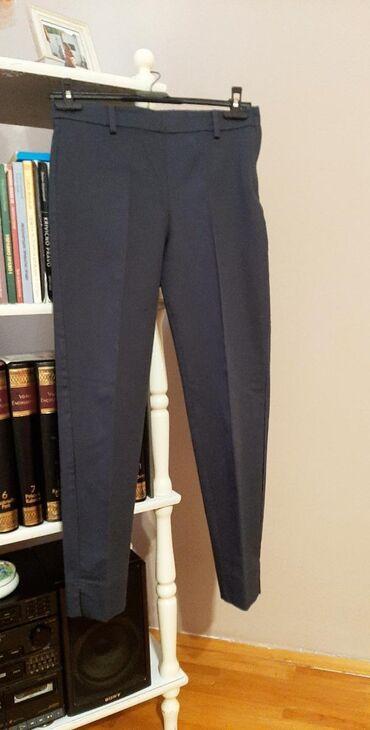 H&M pantalone na crtu, nove, 36 velicina