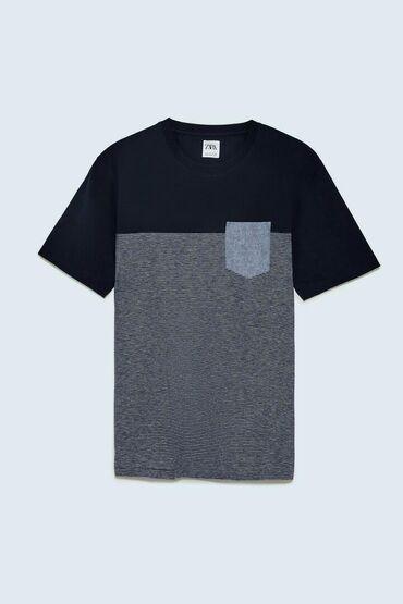 Мужские футболки ZARA, размеры M и L