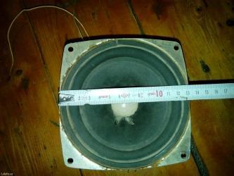 Bakı şəhərində Kalonka 4 om 4 watt  cütü4-5 eded qalıb. Kalonka 2 watt 16- şəkil 2