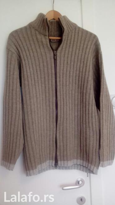 Muški vuneni džemper kao nov,xl - Nis