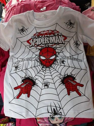 Pamučne majice za dečake, veličine od 4-14