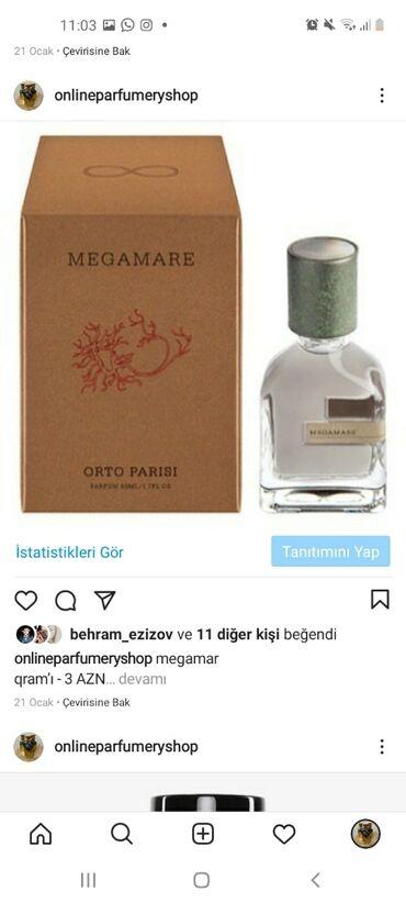 Красота и здоровье - Азербайджан: Hər cür ətirlər qramla satışı sərfəli qiymətə. Əlaqə:instagram