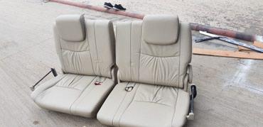 Продаю задний сиденья для gx470 в Кок-Ой