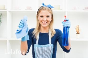 Клининговые услуги в Азербайджан: Качественная уборка квартир и домов. сухая и влажная уборка