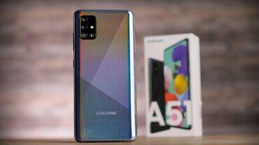 Samsung gt i9300 цена - Кыргызстан: Новый Samsung A51 64 ГБ Черный