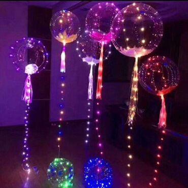 Visekratni, silikonski, extremno izdrzljivi LED baloni. Pogodni za