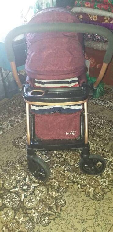удобные коляски для новорожденных в Кыргызстан: Продам почти новую детскую каляску зима и лето с матрасом и пакрывалом