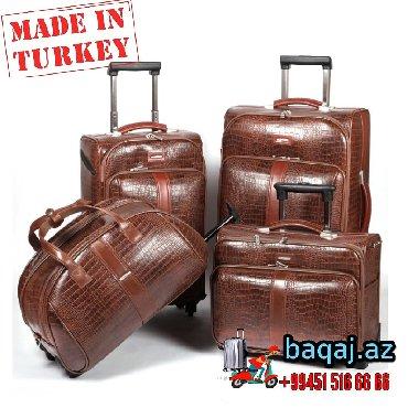 Спорт и отдых в Азербайджан: Продажа чемоданов в Баку.Доставка и ремонт.Магазин работает до 2х ночи