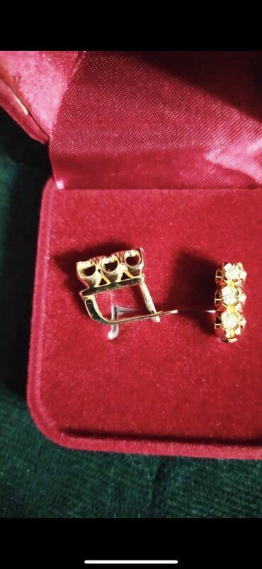 ворота джалал абад в Кыргызстан: Продаю шикарные серьги с бриллиантами, купили маме в подарок, не подош