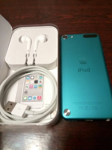 Ipod touch apple , новый куплен в америке, без дефектов в Душанбе