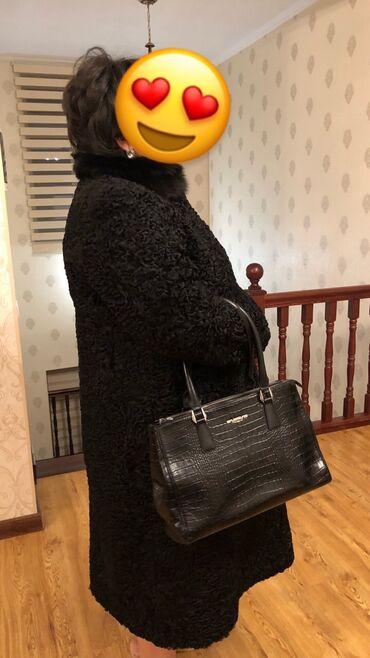 женское платье 56 в Кыргызстан: Продаю новую шубу из Каракуля, не одевали т.к размер не подошёл
