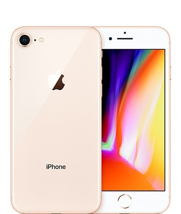 Iphone 8 64gb gold nov iphone 8 64gb gold,  samo otpakovan - Beograd