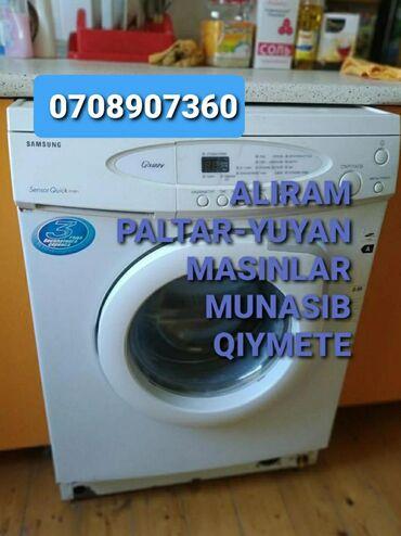 - Azərbaycan: Washing Machine Samsung 6 kq