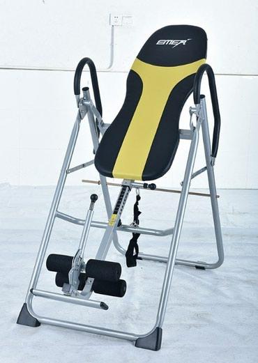 Инверсионный стол нагрузка до 120кг цена 12000 заводское качество! в Бишкек