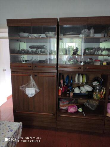 Мебель - Беловодское: Продаю стенку в хорошем состоянии цена 10000 в селе беловодское