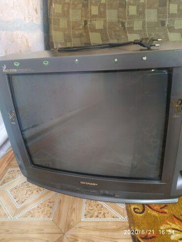 Продаем телевизор японский. SHARP.  Состояние хорошее. Пульт есть