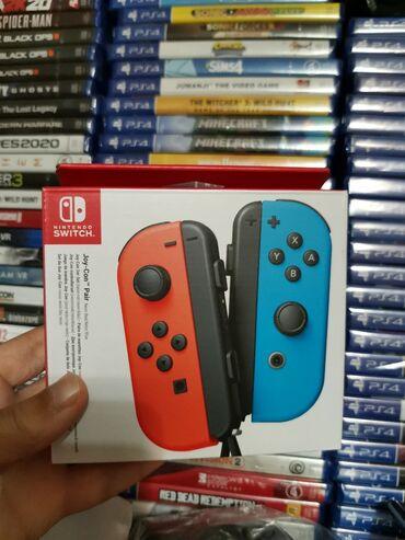 Nintendo Switch - Azərbaycan: Nintendo switch Joy con