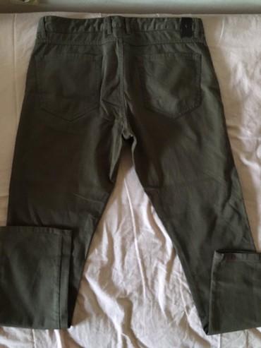 Pantalone, muške, br 34 Dužina 102cm, širina u struku 46cm - Novi Sad