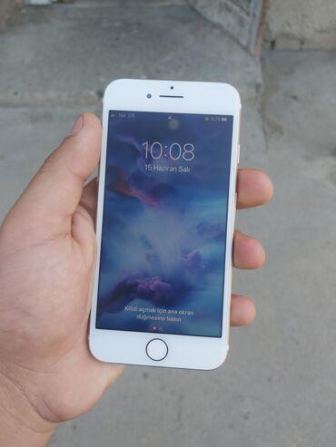 IPhone 7 | 32 GB | Qızılı | İşlənmiş | Zəmanət, Barmaq izi, Sənədlərlə