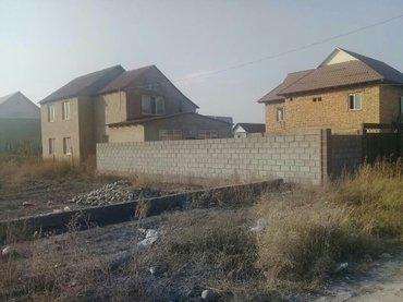 Продается 2х этажный дом уч.5 сот. Жил. Ак-Ордо ул. Лущихина (конечная в Бишкек