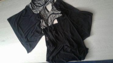 Sporske helanke i majica par puta obuceno - Nova Varos