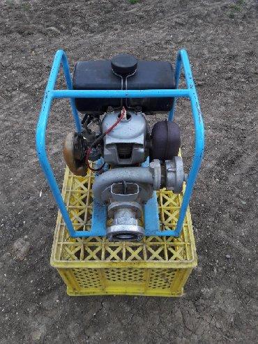 Ostalo | Mladenovac: Prodajem Tomos pumpu u ispravnom stanju. Vrlo malo korišćena