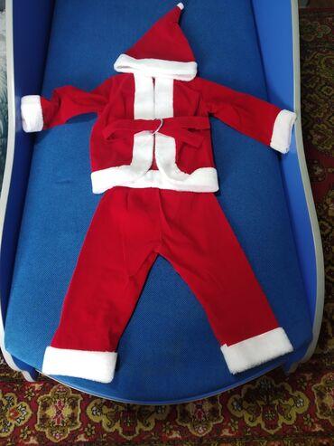 Продаю костюм дед мороза детский примерный возраст на 4-5лет.состояние