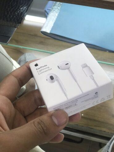 EarPods новые . Не использовались !!! Оригинал из США !!!распродажа ус
