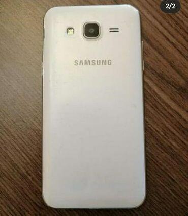 İşlənmiş Samsung Galaxy J5 ağ