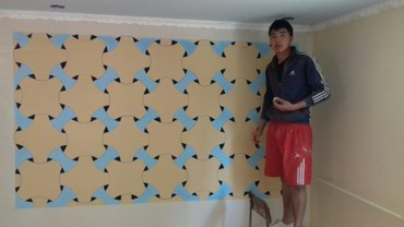 Ремонт квартир, под ключ в Бишкек