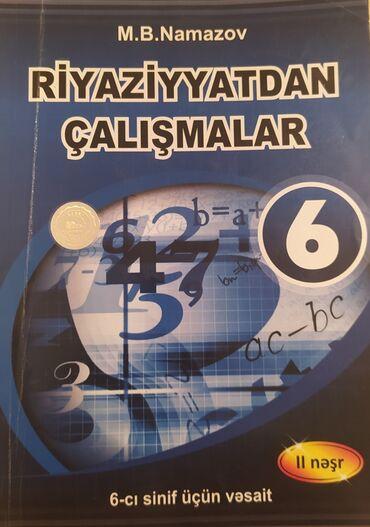 Riyaziyyat namazov 6cı sinif (2016)
