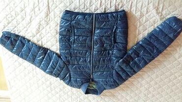 Pocepane na kolendublji - Srbija: HEMA jakna za dečake vel. 146/152.Polovna i ocuvana,bez